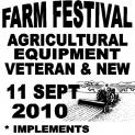 FARM FESTIVAL – 11 SEPTEMBER 2010