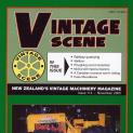 HTN 60 - Vintage Scene Magazine - December 2005 - Ploughing record smashed!