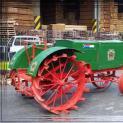 Sandstone Heritage Puts Vintage Tractors on Auction