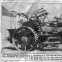 HTN 109 - Information on Old Fowler Steam Engine Uncovered