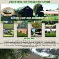 Sandstone Estates Garden News 5 February 2016