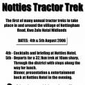 HTN 92 - Notties Tractor Trek - Nottingham Road - 4th & 5th August 2006