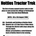 HTN 92 - Notties Tractor Trek - Nottingham Road - 4th & 5th August 2006