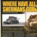 Where have all the Shermans Gone?