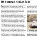 Sherman Tank moves again under its own power after 50-years