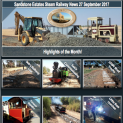 Sandstone Steam Report 29 Sept 2017