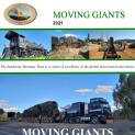 Sandstone moves some giants!