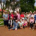 Visitors flock to Sandstone Estates - Makarios Goue Jare Klub