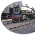 Steam News from the Sandstone Steam Railroad!