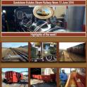 Sandstone Steam Railway News - 13 June 2016