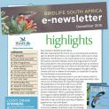 Birdlife South Africa e-Newsletter December 2015