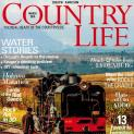 Country Life magazine feature - Living the Steam