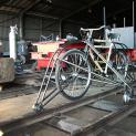 Sandstone rail bicycle