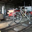 Sandstone rail bicycle