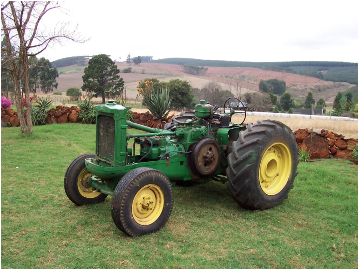 JohnDeere Restoration