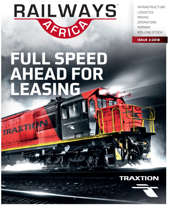 Railways Africa issue 2 2018