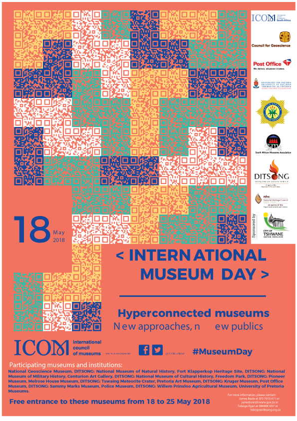 A4 INTERNATIONAL MUSEUM DAY POSTER