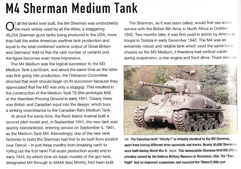 M4_Sherman_Medium_Tank