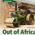 Old Glory reports on Sandstone / Braithwaite Greens Compound Road Roller
