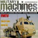 MVH 14 - Military Machines Magazine - April 2007 - Peerless Trucks of WW1