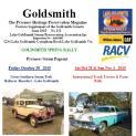 Goldsmith - The Pyrenees Heritage Preservation Magazine
