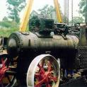 HTN 102 - Work commences on the restoration of 1910 McLaren Traction Engine