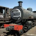 Our Class 11, No. 929, receives TLC from Bloemfontein Works