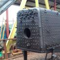 NG10 Boiler completed