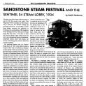 Sentinel S4 Steam Lorry