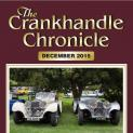 The Crankhandle Chronicle Newsletter December 2015