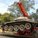 Crusader Tank Follow-Up