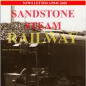 Sandstone Steam Railway News