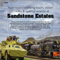 Sandstone features in Rove SA online.